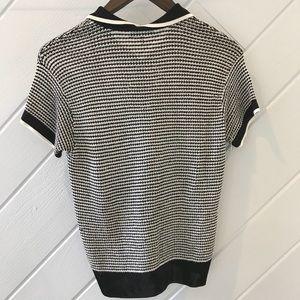 rag & bone Tops - {rag and bone} Finn Button-Up Polo Shirt Sz Small